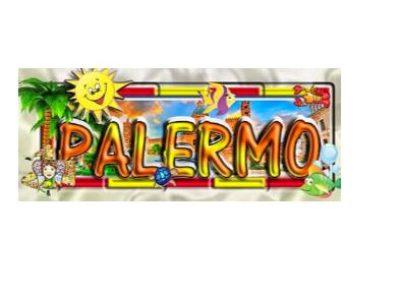 MAGNETE MDF SCRITTA PALERMO COD.MDF153-3