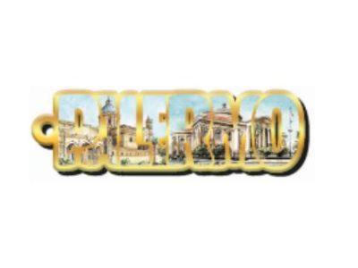 PORTACHIAVI MDF PALERMO COD.100-290/2