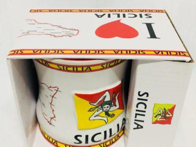 TAZZA SICILIA CON BOX COD.856801050001